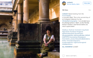 Visit Bath Instagram takeover