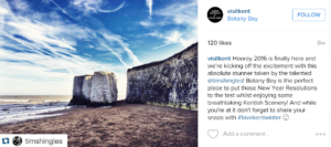Visit-Kent-Instagram-UGC-300x133 How English tourist boards use Instagram