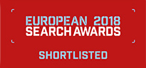 European Search Awards 2018 Shortlisted