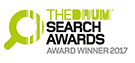 The Drum Search Awards 2017 Winner